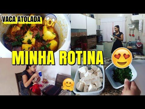 ROTINA COMO DONA DE CASA - Tati Pereira thumbnail