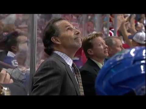 Funny NHL goals