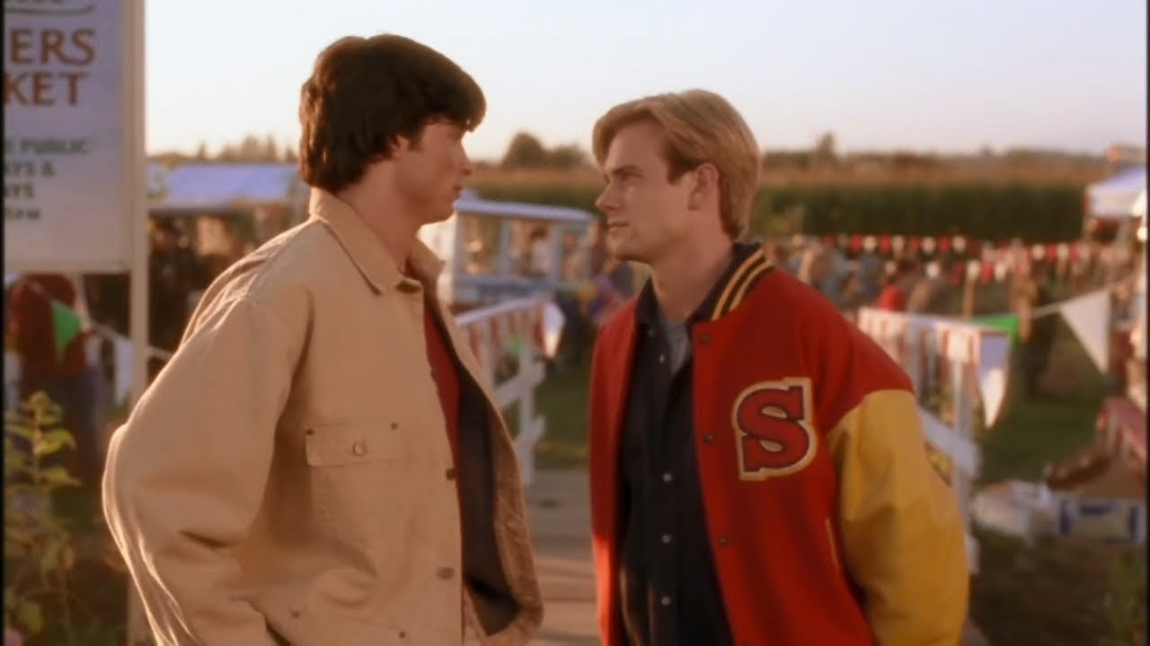 Download Clark Competes With Whitney for Lana's Heart -- (Smallville - S1; E1-2)