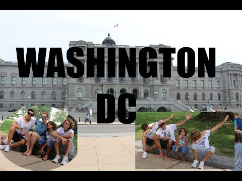 WASHINGTON DC TRAVEL VLOG 2 /ALECY