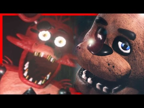 FOXY CHASES ME AND JUMPSCARES ME ?! | Unreal Shift at Freddy's Remake #1