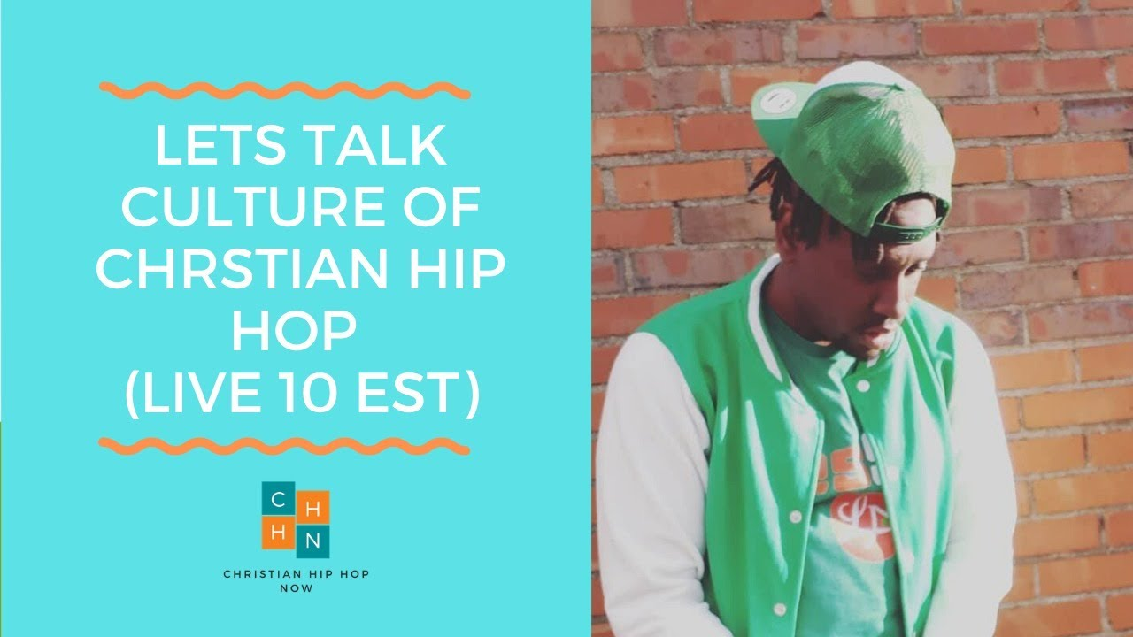 The Lucky Murray Show   Lets Talk About The Culture Of Christian Hip Hop
