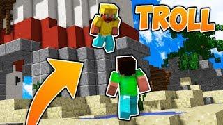 MINECRAFT TROLLER MIG! - Bed Wars - Dansk Minecraft