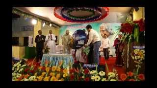 Dr APJ Abdul Kalam Releasing Saint Thomas Documentary Film