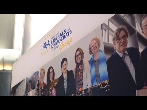 Welcome to the ALDE Group world /  European institutions open doors days 2016 / Brussels