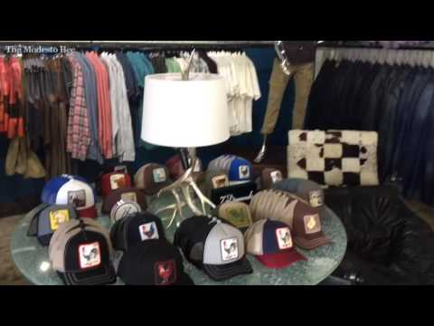 Men's High End Fashion In Modesto