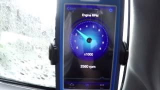 Blue Driver Demo
