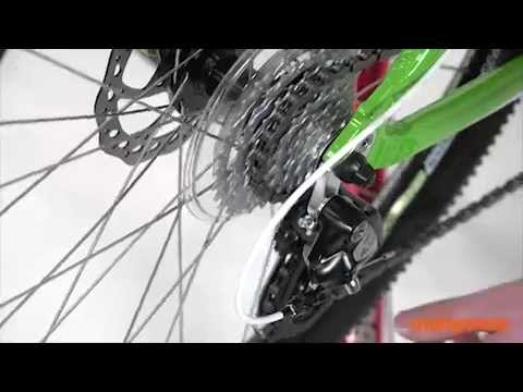 Mongoose Assembly Guide Rear Derailleur Youtube