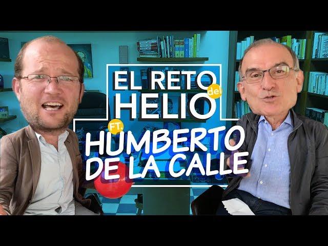 EL RETO DEL HELIO ft. HUMBERTO DE LA CALLE