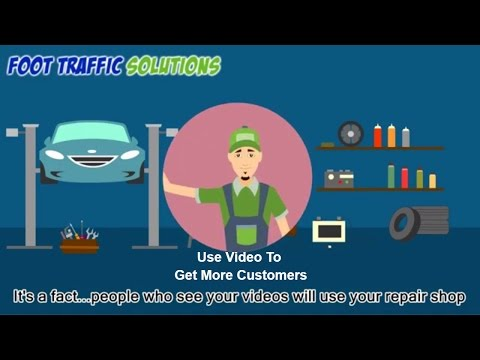 What Is The Best Marketing For Auto Repair Shop - Promotional ...