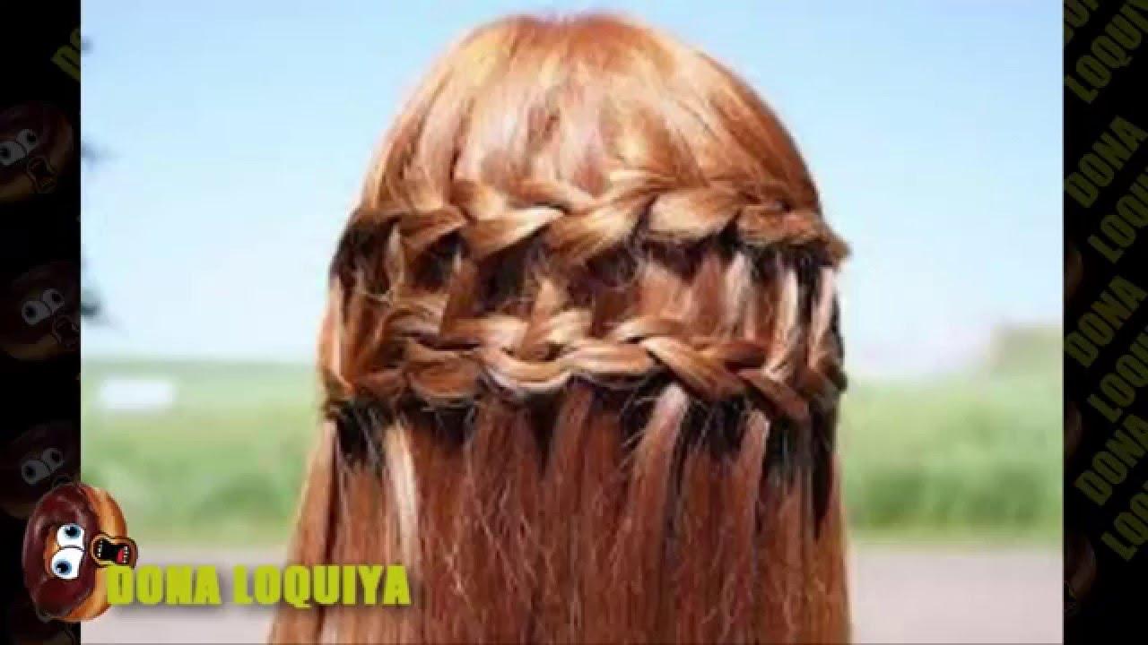 Peinados trenzas para 2016 youtube - Peinados de trenzas modernas ...
