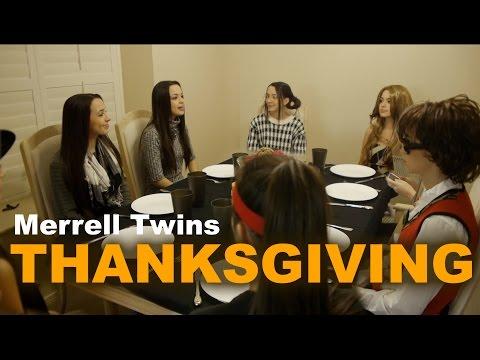 Thanksgiving - Merrell Twins