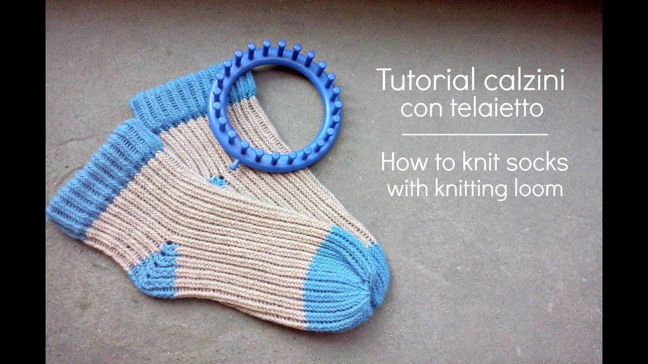 Fine Loom Knit Socks Pattern Ensign - Sewing Pattern for Wedding ...