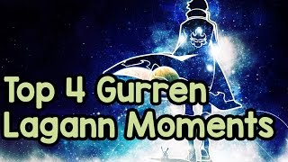 Top 4 Gurren Lagann Moments