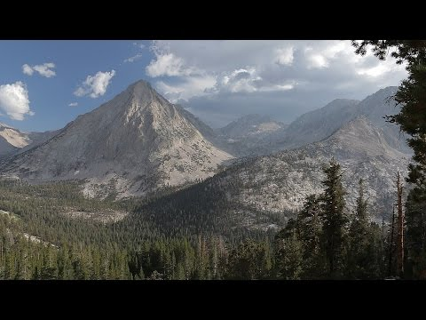 The Golden Ticket: Backpacking the John Muir Trail