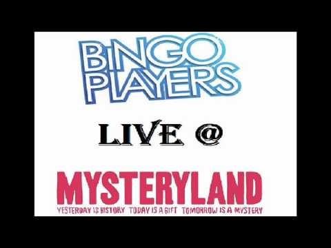 Bingo Players Live @ Mysteryland 2011