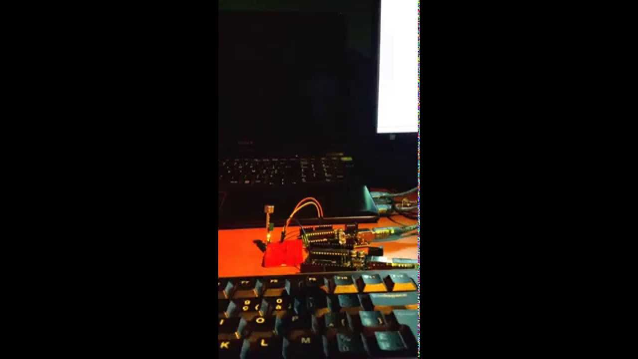 Arduino Double Clap Led On Off With Sound Sensor Youtube Screenshot Clapper Switch Clapon Clapoff