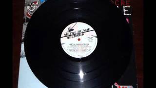 Metal Massacre 9 - 1988 Metal Blade Records - Full LP rip.