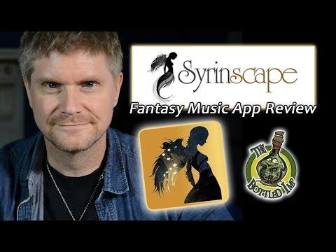 'Syrinscape' Fantasy Music App Review.