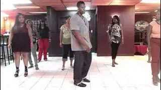 BLURRED LINES LINEDANCE INSTRUCTIONAL /DENVER