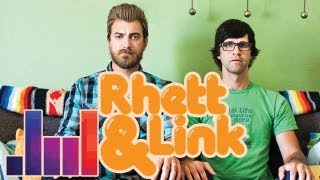 Rhett and Link Interview | NMR Feature