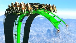 200MPH CRASHING ROLLERCOASTER! (Planet Coaster #2)