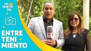 Ángela Carrasco recuerda el legado del fallecido cantante Camilo Sesto   Un Nuevo Día   Telemundo