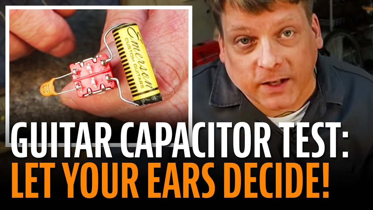 Guitar Capacitor Tester Let Your Ears Decide Youtube Pickup Wiring Noise