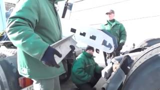 видео служба грузовой эвакуации в Ленобласти