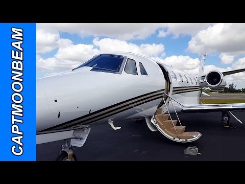 Behind the Storms, Cessna Citation Opa-Locka to SUS Flight, Pilot Vlog 116
