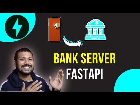 Build Simple Bank Server using FastAPI