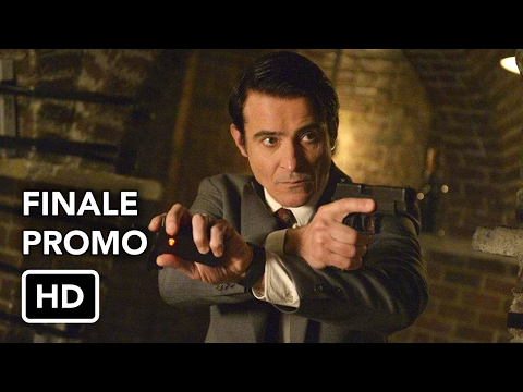 "Timeless 1x16 Promo ""The Red Scare"" (HD) Season Finale"