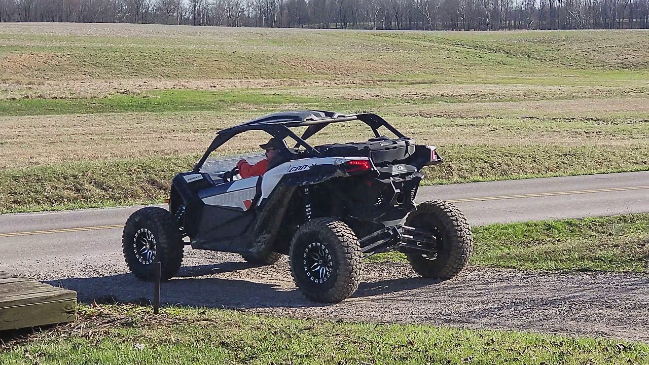 Can-Am X3 With Stage 3 Tune  No Regrets Outdoor Adventures 01:32 HD