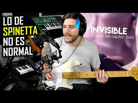 Spinetta - El Anillo Del Capitán Beto (Análisis Musical) ShaunTrack