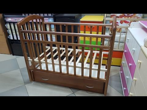 Как собрать кроватку АЛИТА 6