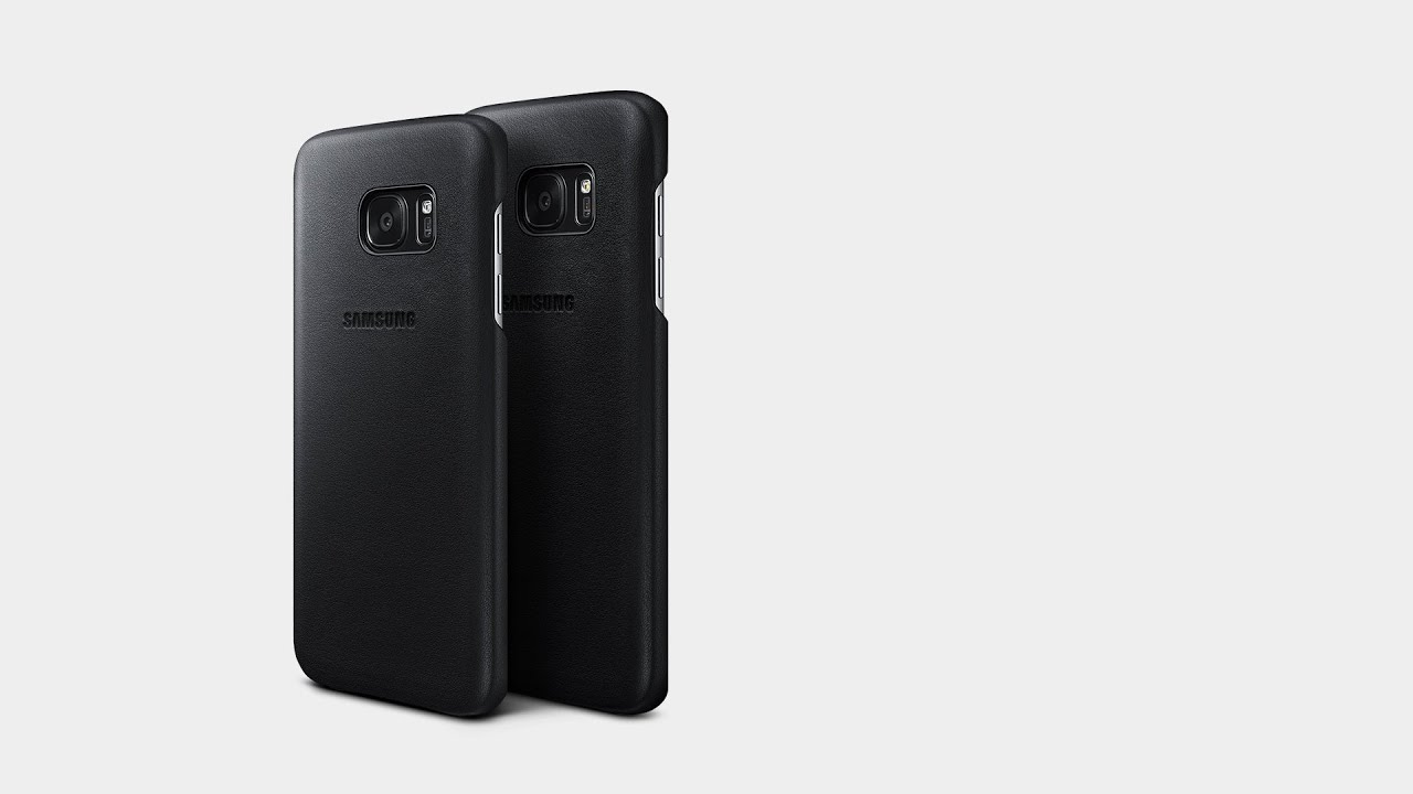 Review Of The Official Samsung Leather Cover Case For The