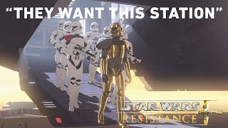 """They Want This Station - """"The New Trooper"""" Preview 