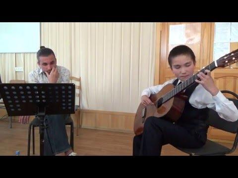 Guitar Гитара Artyom DERVOED Артём Дервоед Мастер класс 1 часть