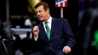 Paul Manafort, Rick Gates make court appearance