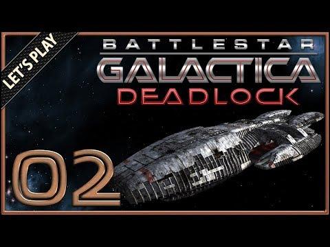Battlestar Galactica Deadlock: Space Based Blitz