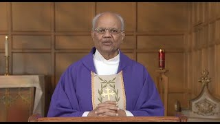 Catholic Mass Today | Daily TV Mass, Friday February 26 2021