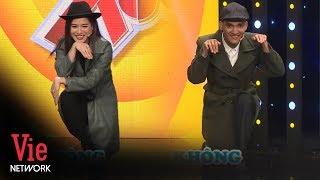 Lâm Vỹ Dạ cùng Mạc Văn Khóa tấu hài cực mạnh trên sân khấu 7 Nụ Cười Xuân [Full HD]