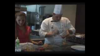 Гурьевская каша от шеф-повара(