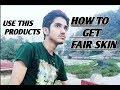 HOW TO GET FAIR SKIN FOR MEN   Skin Care Tips   Priyanshu Trends