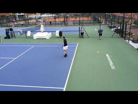 Le service d'ANDY MURRAY #2
