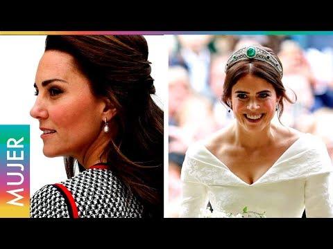 Kate Middleton tuvo que elegir entre su hermana y la familia real