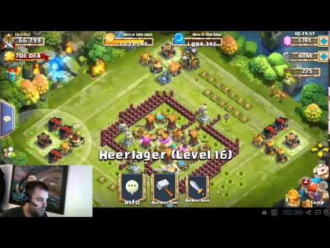 #139 Update:Neuer Held + Amazon Review + Arena + Altar By Hunted Castle Clash