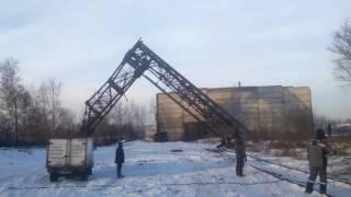Роняем козловой кран,часть 2(, 2016-12-23T11:28:10.000Z)