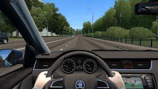 City Car Driving 1.5.8 Skoda Fabia