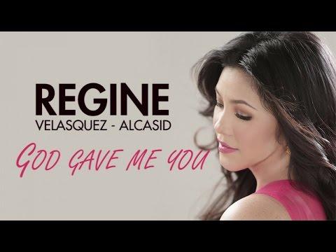 Regine Velasquez - Alcasid - God Gave Me You ( Official Lyric Video )